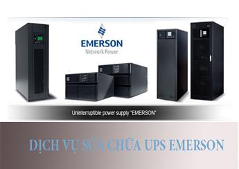 Sửa UPS Emerson