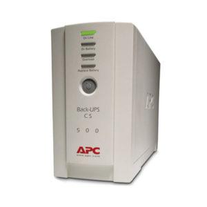 Bộ lưu điện UPS APC BK500EI 500VA/300W
